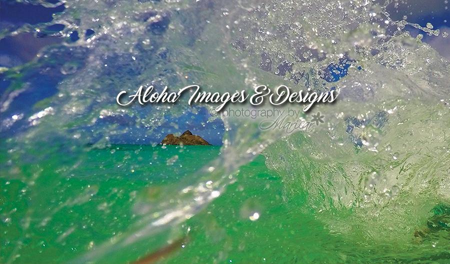 Aloha Images and Designs Logo
