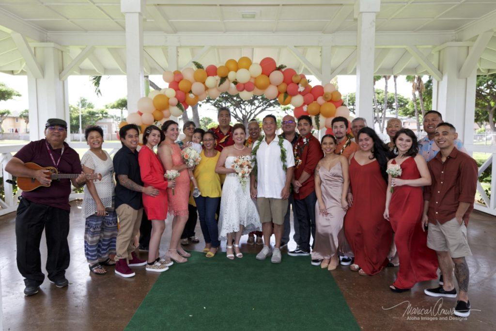 Hirano Wedding by Maricar Amuro, Aloha Images and Designs