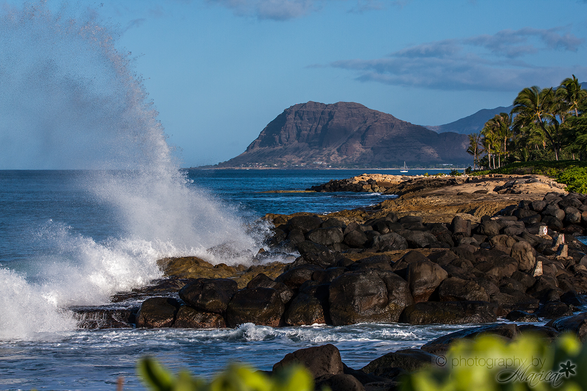 Koolina Splash by Maricar Amuro, Aloha Images and Designs