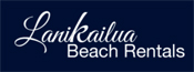 Lanikailua Beach Rentals website by Maricar Amuro, Aloha Images and Designs