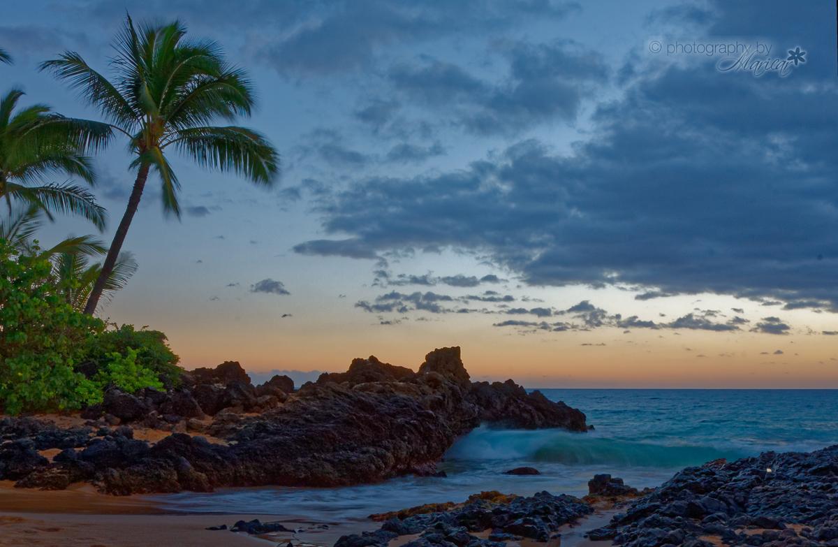 Makena Sunset by Maricar Amuro, Aloha Images and Designs