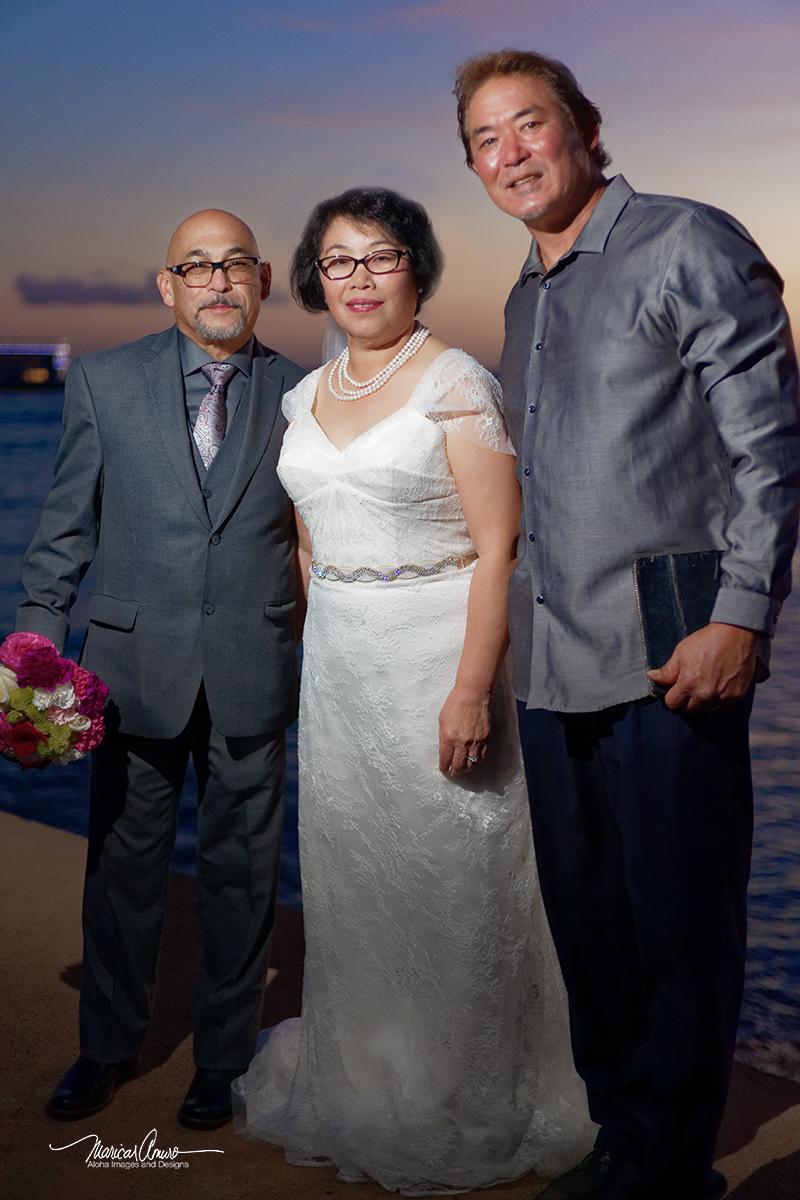 Robert and Linda Wedding by Maricar Amuro, Aloha Images and Designs
