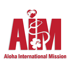 Aloha International Mission website by Aloha Images and Designs