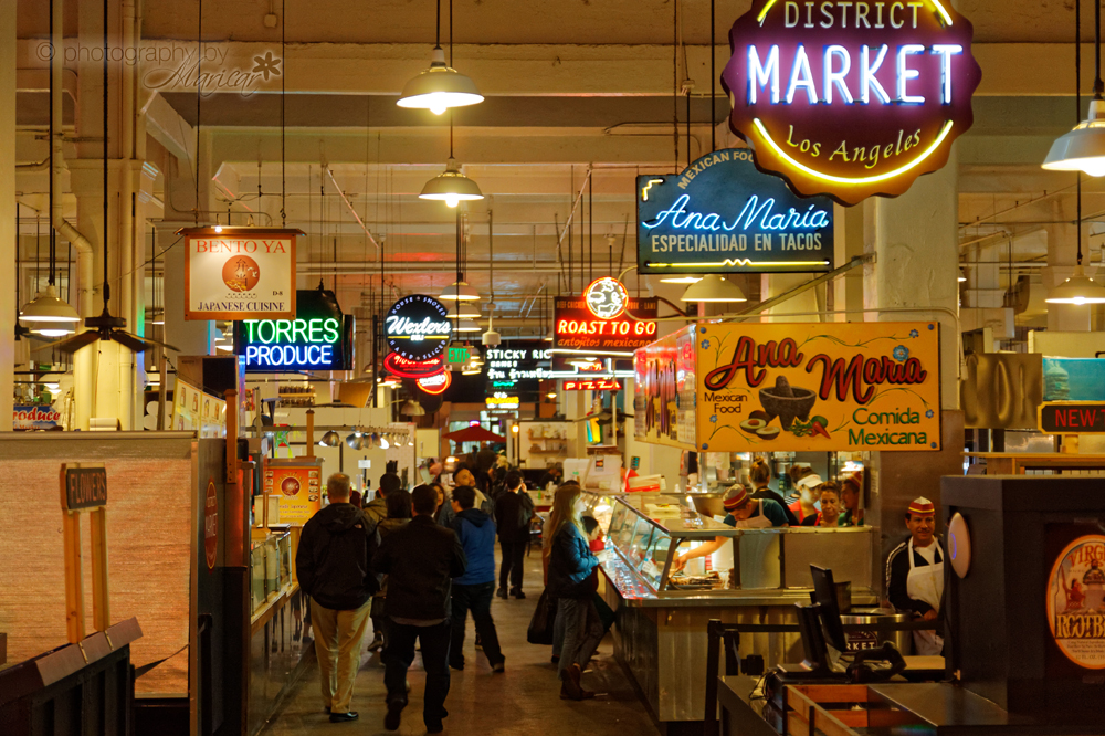 Grand Central Market LA photography by Aloha Images and Designs