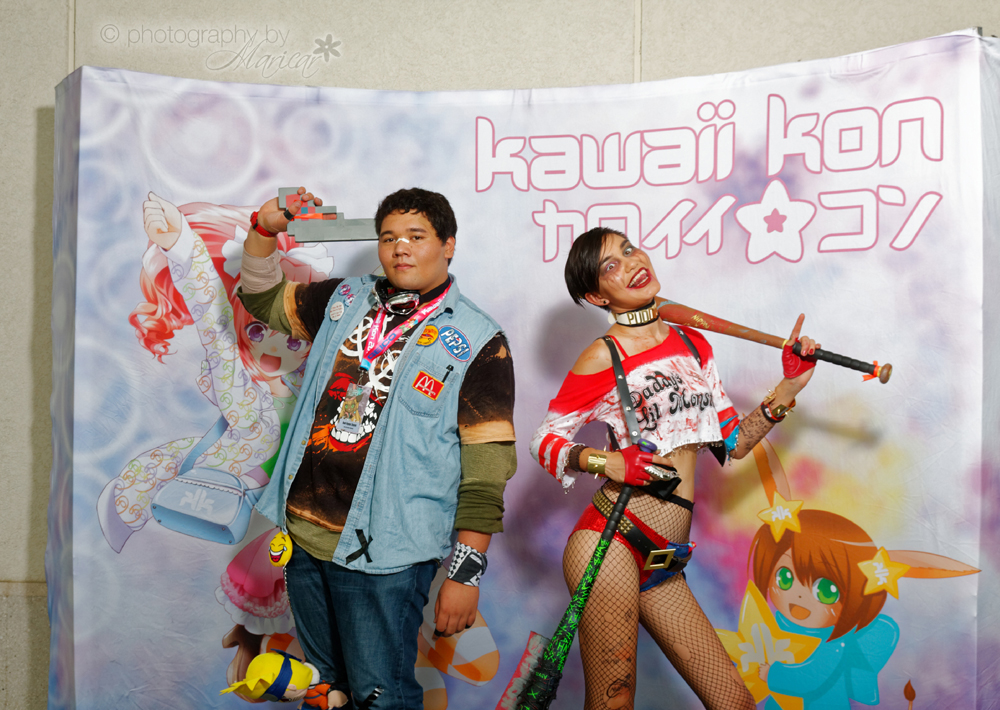 Hawaii Komic Con Photography by Aloha Images and Designs