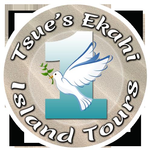 Tsue's Ekahi Island Tours website by Aloha Images and Designs